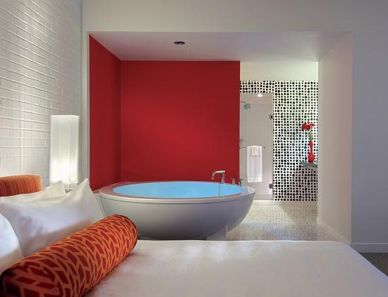 Hotel Valley Ho bathtub