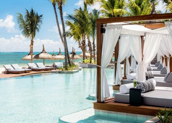 One & Only Le Saint Geran Resort