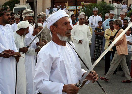 Oman - Sword Dance