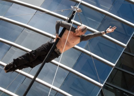 Bread & Circus – World Buskers Festival