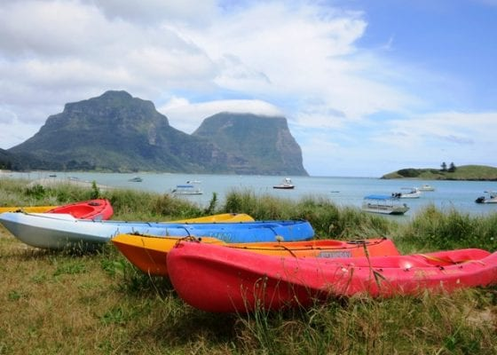 Gower Boats - Lord Howe Island