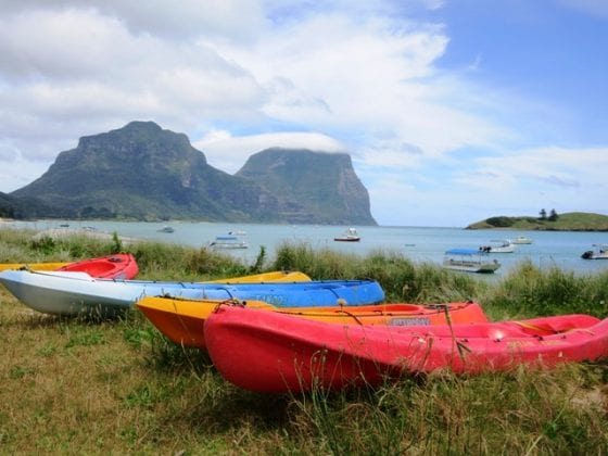 Gower Boats - Lord Howe Island