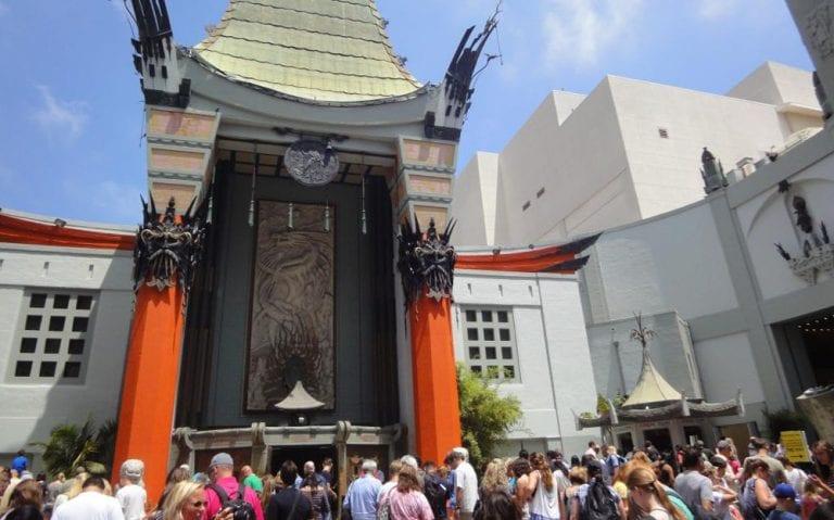 Graumans Theatre - LA