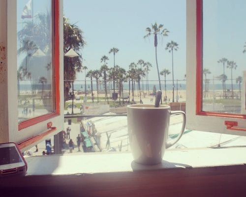 Room with a view, Venice Beach