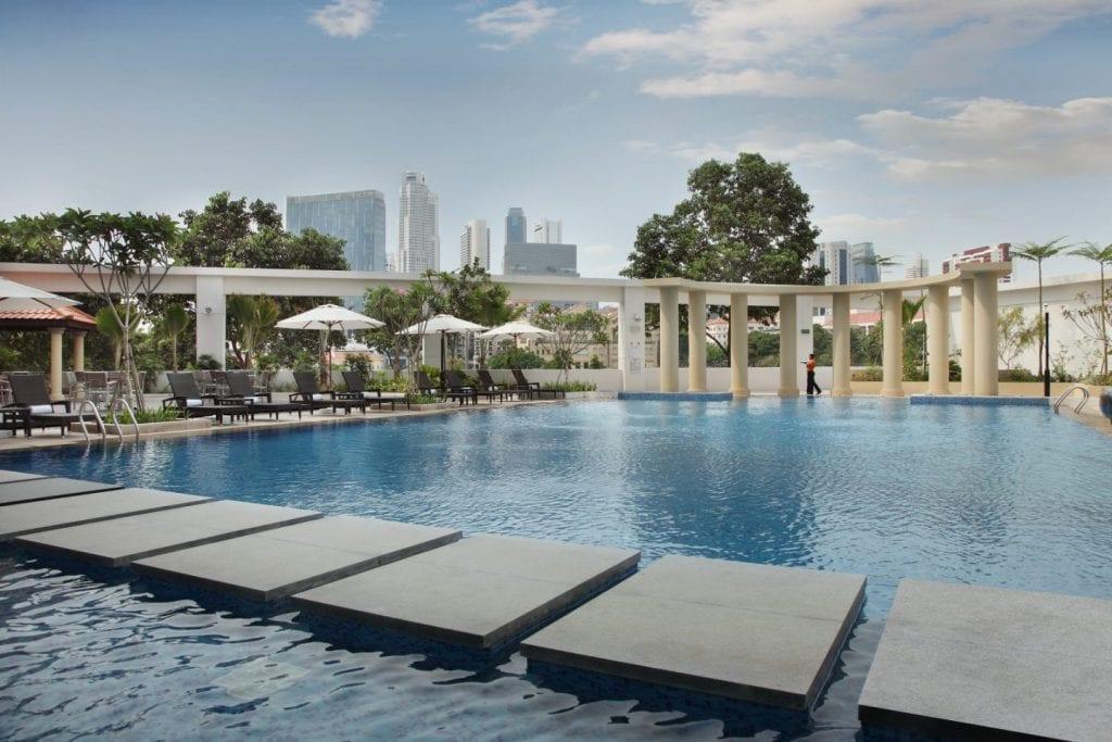 Park Hotel Clarke Quay Singapore