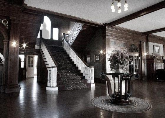 Stanley Hotel - Lobby