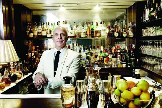 Alessandro Palazzi - Dukes Bar