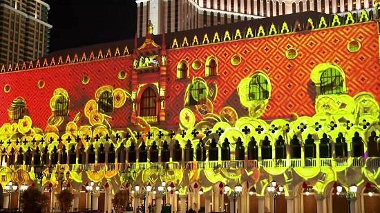 Macau - The Venetian New Year
