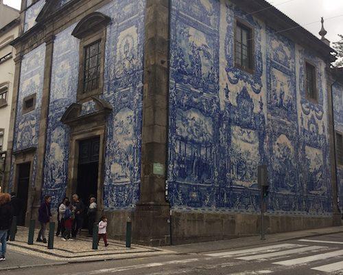 Chapel of Souls (Capela das Almas, Porto)