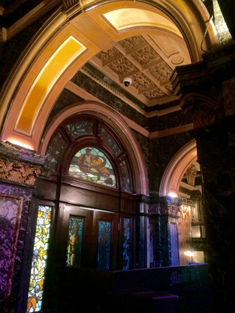 Marble Bar, Hilton
