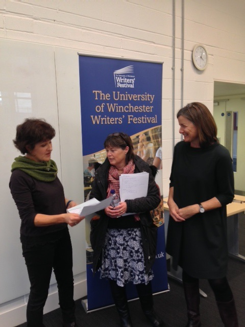 University of Winchester - Writers' Festival