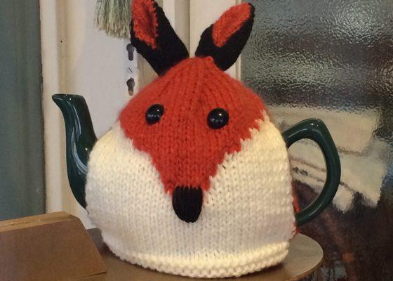 Foxy Tea Cosy