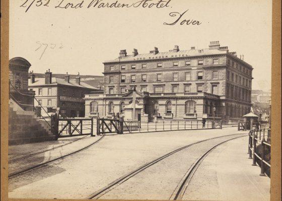 Lord Warden Hotel Francis Frith V&A
