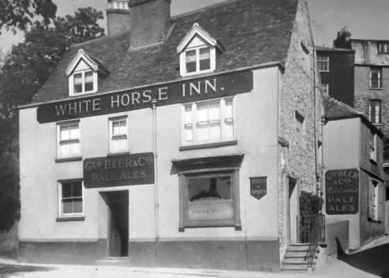 white horse inn 1920