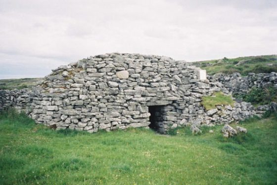 Beehive Hut, Inis Mor, Aran Islands