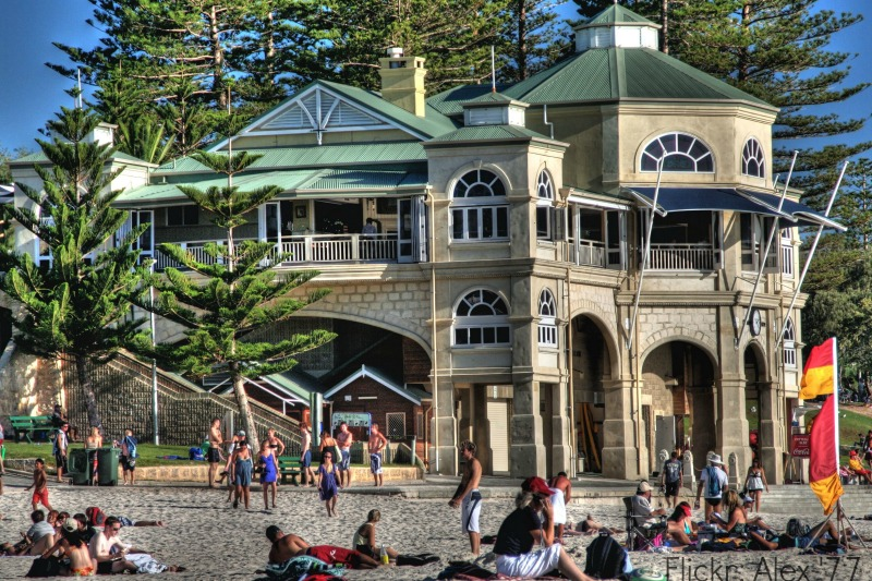 Cottesloe Beach - Indiana Teahouse and Surf Club