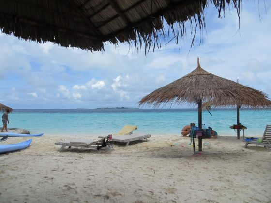 Gangehi Island - Maldives