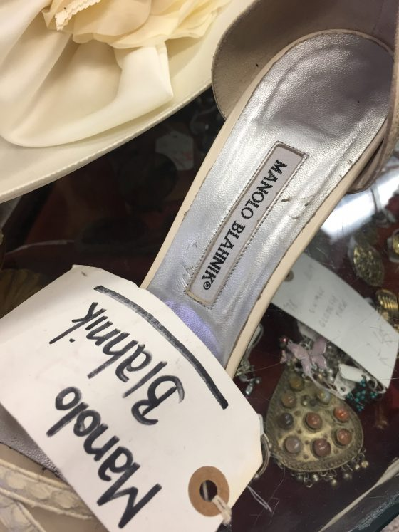 Retromania Manolo Blahnik