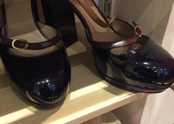 Royal Trinity Hospice Funky Shoes