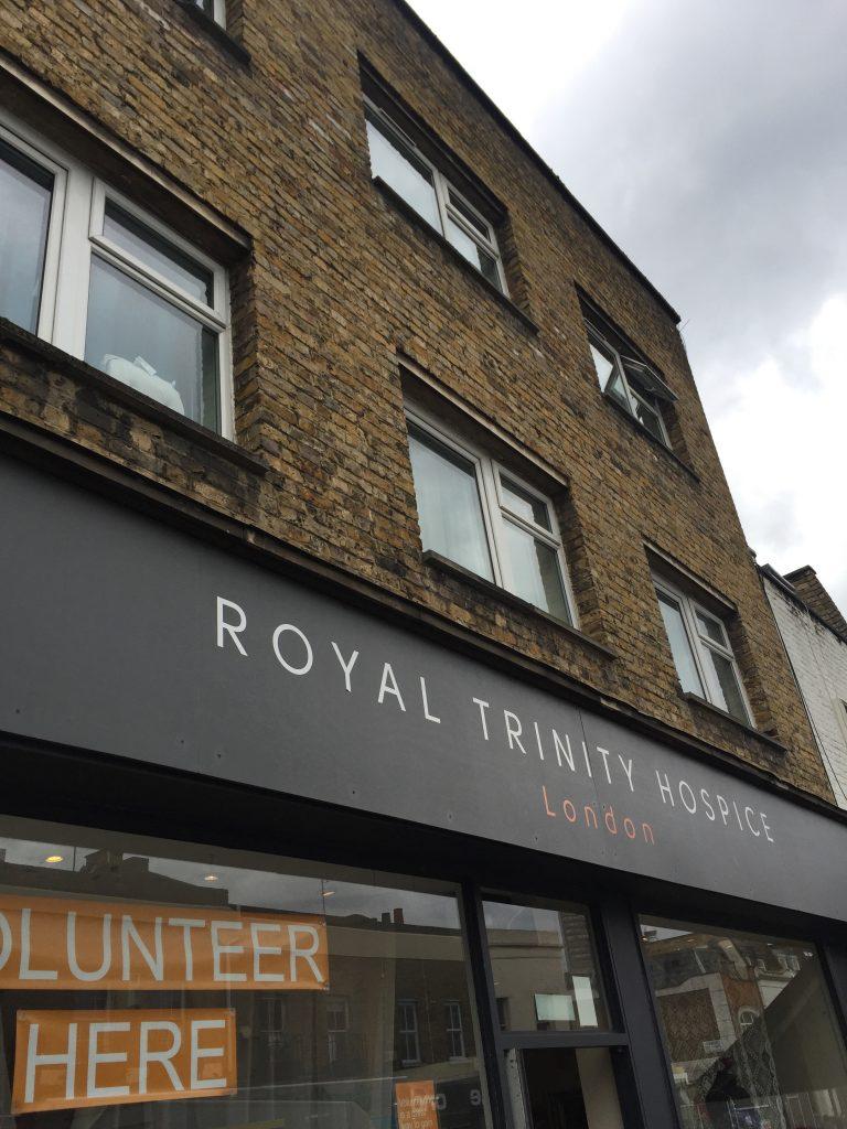 Royal Trinity Hospice Shop