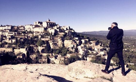View from Como Castello Del Nero terrace courtesy Como Hotels