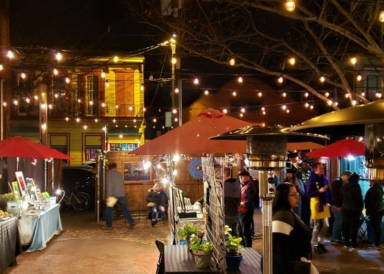 Frenchman Night Market, New Orleans