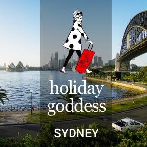 Holiday Goddess Playlist - Sydney