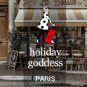 Holiday Goddess Playlist - Paris