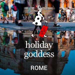 Holiday Goddess Playlist - Rome
