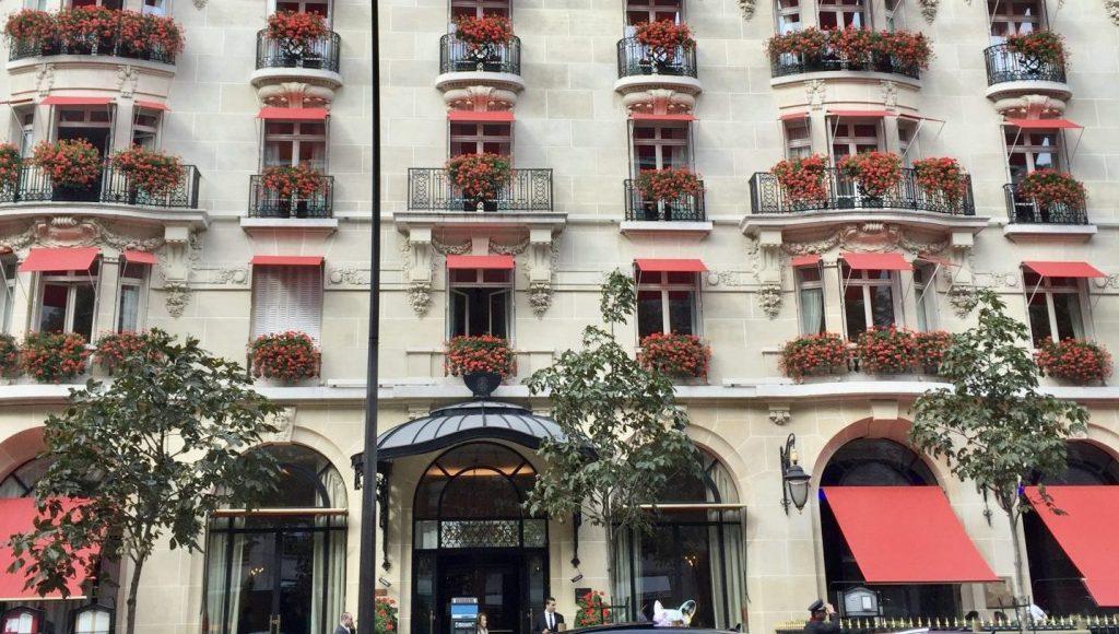 Hôtel Plaza Athénée, Paris
