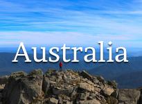 Australia, Mount kosciousko