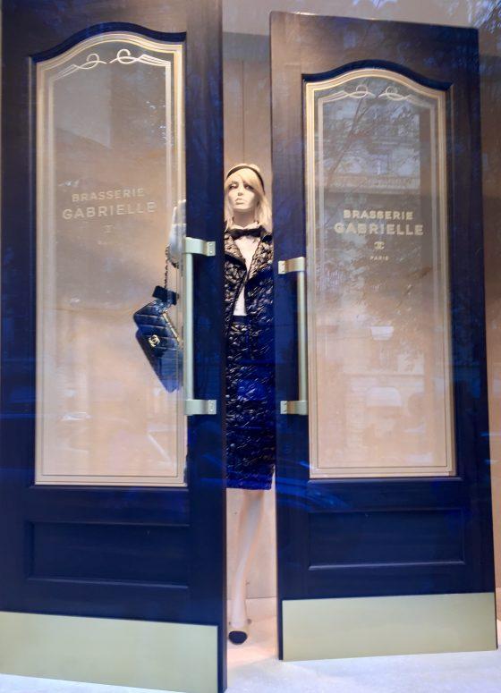 Chanel store Avenue Montaigne