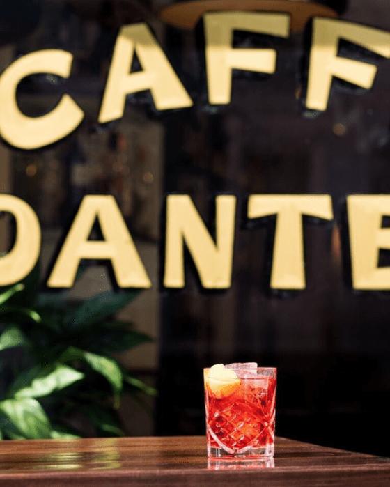 Caffe Dante Negroni
