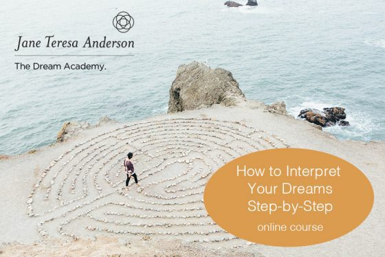 How to Interpret Your Dreams Online Course with Jane Teresa Anderson