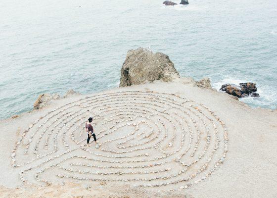Labyrinth by Ashley Batz, Unsplash