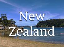 New Zealand, Stewart Island