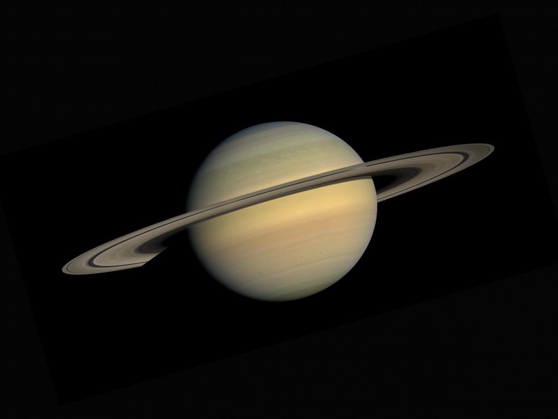 Saturn by NASA, Unsplash