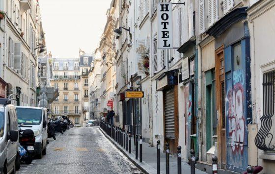 Hotel in Paris photo by Fabien Maurin